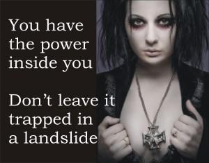 lio-PowerLandslide