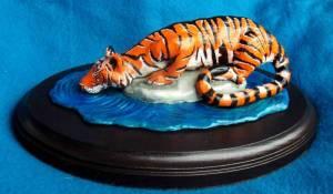 Artchik-TigerSculpture