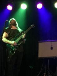 Matt, becoming one with his, um, instrument...